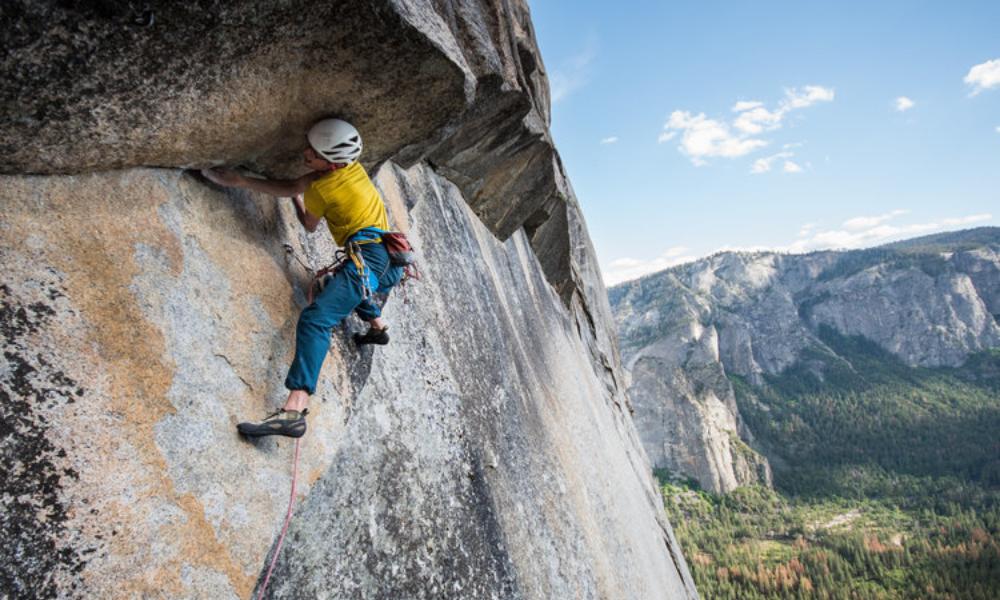 Drew Smith Yosemite National Park