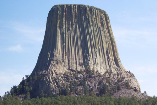 Devils Tower rock climbing demonstrates the importance of National Monuments
