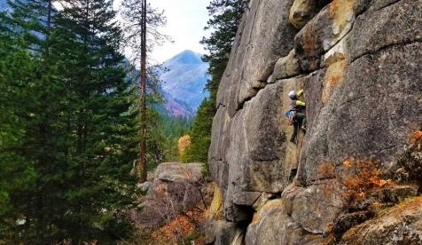 Icicle Canyon Climbing Area Protected as Public Land
