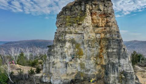 Access Fund Awards Over $25,000 in Climbing Conservation Grants