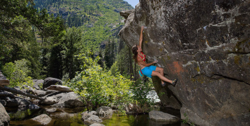 Climb Like a Local: Leavenworth