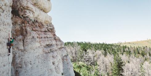 Climb Like a Local: Wild Iris