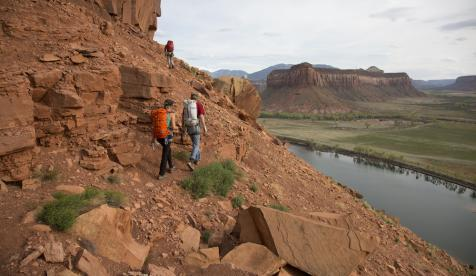 Protecting Bears Ears National Monument: Stone Work to Policy Work