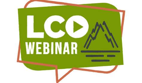 Access Fund LCO Webinar Graphic v1