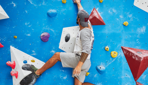 Ask Congress to Save America's Climbing Gyms