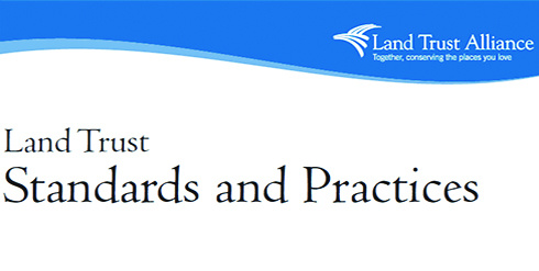 Land Trust Standards and Practices