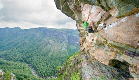 ​Access Fund Makes Historic Move to Pass Law Legitimizing Climbing Bolts