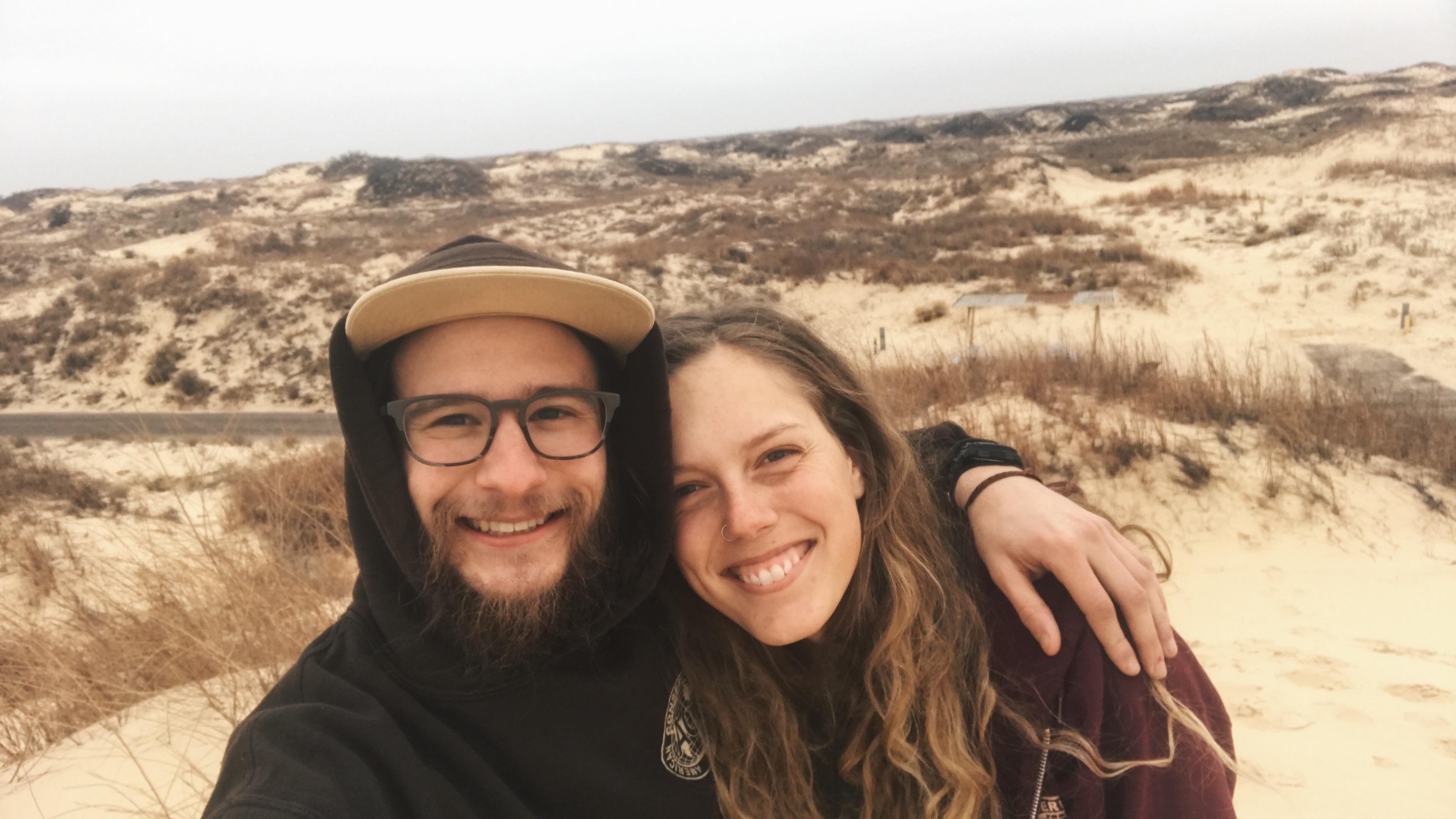 Mat Landis & Annie Friesen