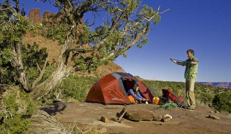 John Dickey Camping Web