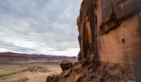 Access Fund Surveys Indian Creek Climbers