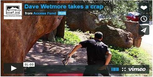 Dave Wetmore Takes a Crap